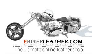 eBikerLeather.com is the most popular motorcycle store online