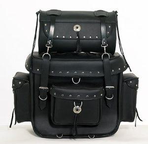 Big Motorcycle Sissy Bar Bag