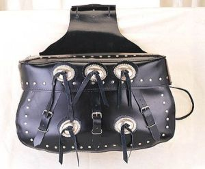 Big Motorcycle Saddlebag on Sale!