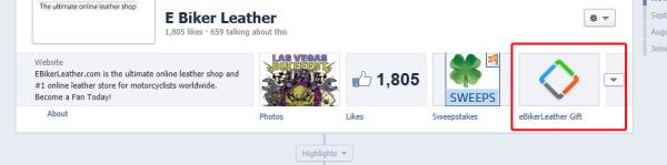 eBikerLeather Facebook