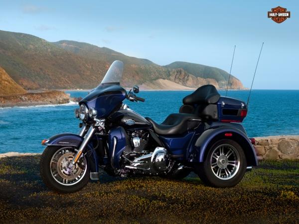 Harley Davidson Trike Tri Glide Ultra Classic