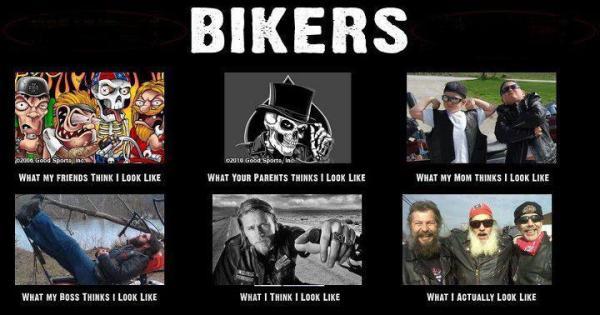 Real Bikers