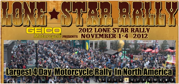 Lone Star Rally in Texas