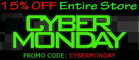 Cyber Monday at eBikerLeather.com