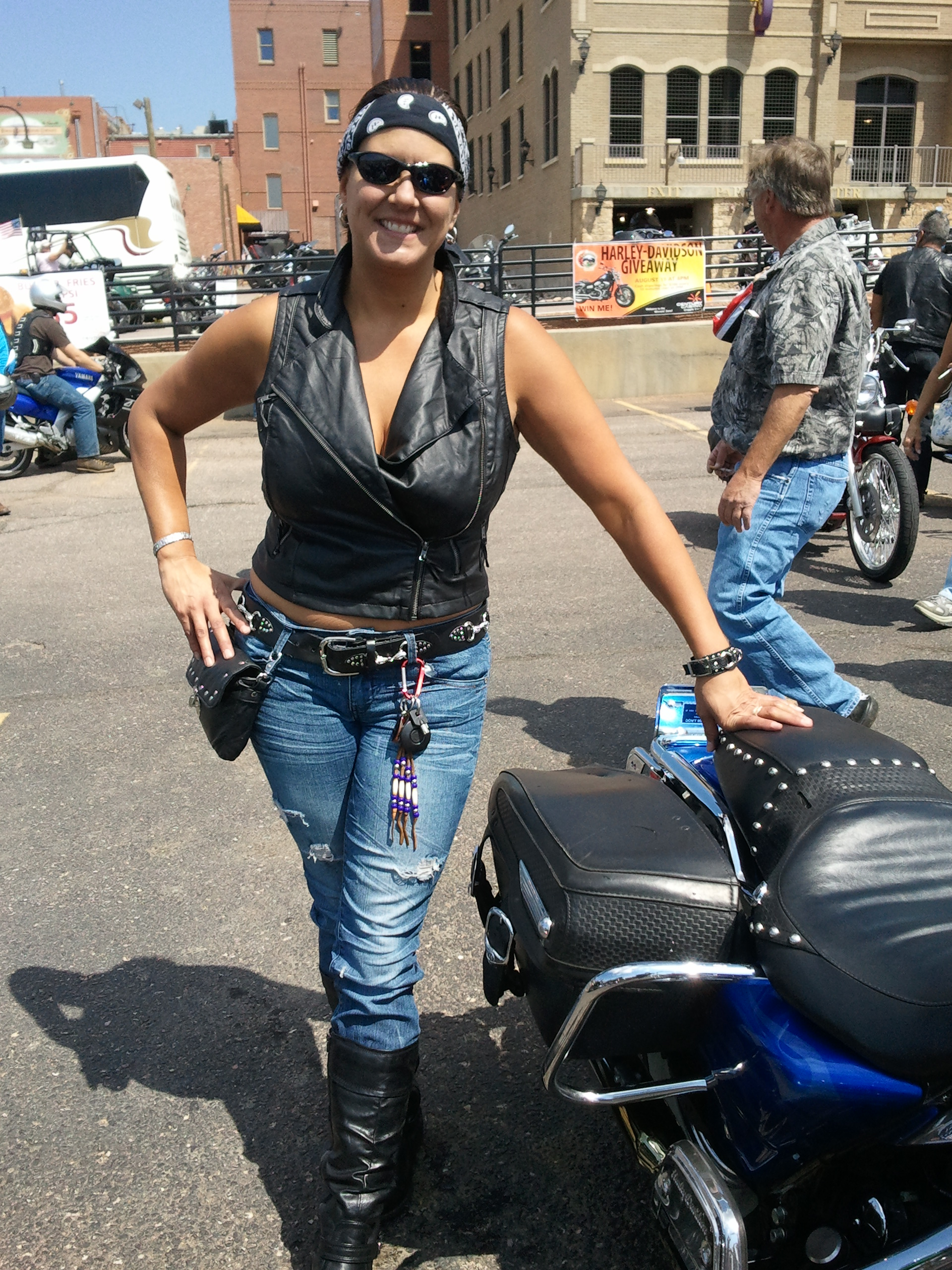 are motorcycle chicks  Biker Chicks | eBikerLeather Official Blog
