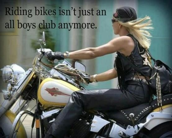 Women Riders