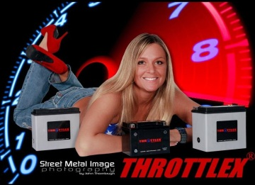 ThrottleX Batteries