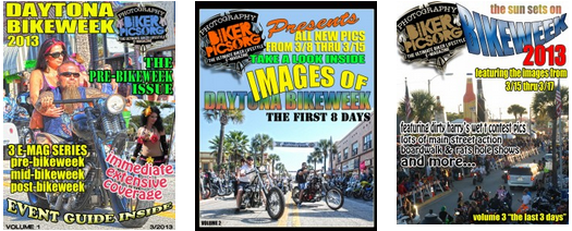 BikerPics E-Magazines